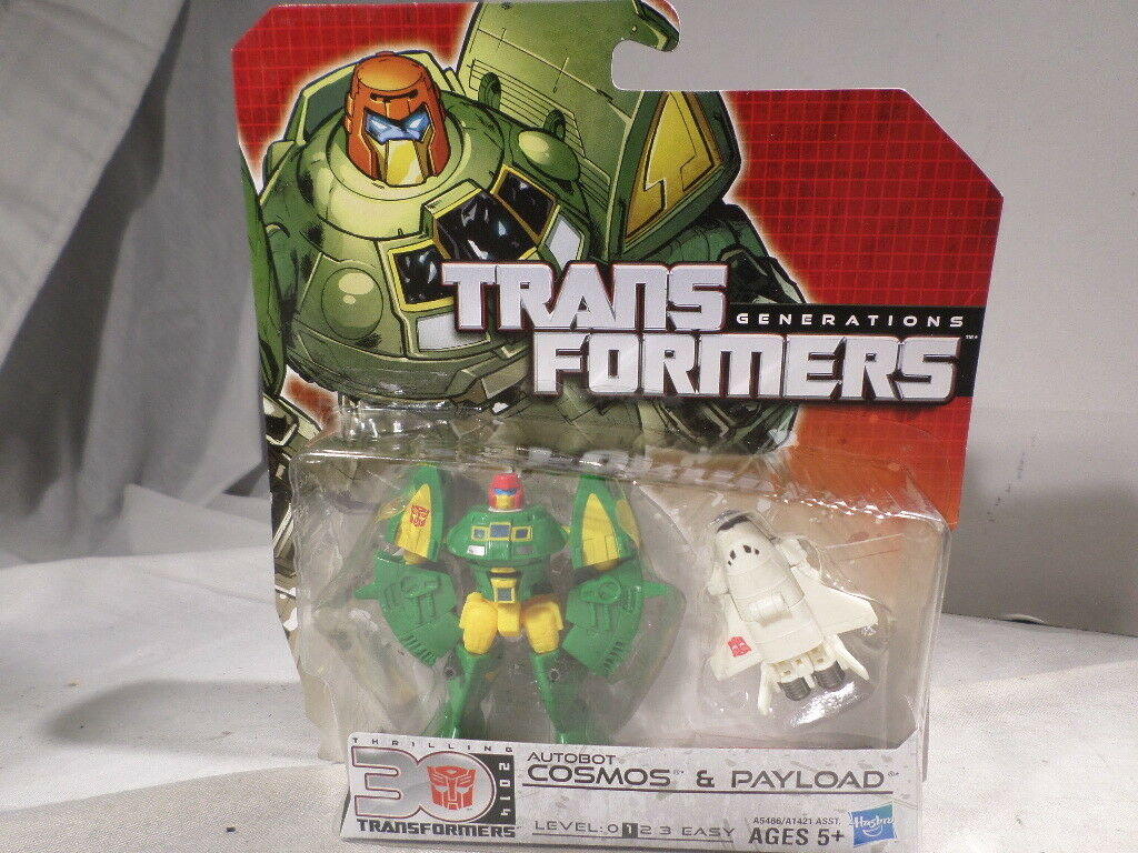 Transformers Generations Generations Generations CARDED Cosmos Payload b321d1