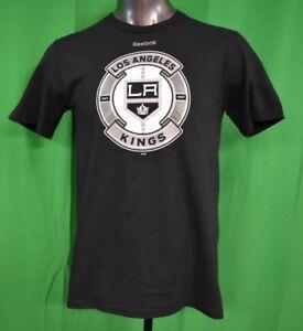 Reebok-NHL-Mens-Los-Angeles-Kings-Hockey-Shirt-NWT-S-M-L