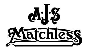 Haut Détail AIRBRUSH STENCIL AJS Matchless Motos GRATUIT UK ENVOI