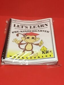 Letter-K-Let-s-Learn-Pre-Kindergarten-Weekly-Workbooklet-Pack-of-10