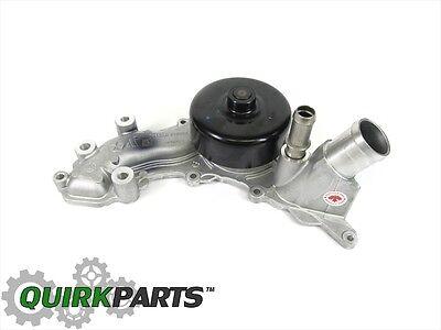 For Chrysler Dodge Jeep Pentastar 3.6L V6 Engine Water Pump Mopar OEM 5184498AK