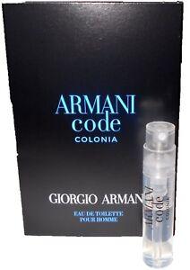 Giorgio Armani Code Colonia Eau De Toilette Pour Homme Cologne ... 4f47f077ad8d