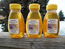 24 oz. Raw Clover Wildflower Honey from South Dakota... direct from beekeeper
