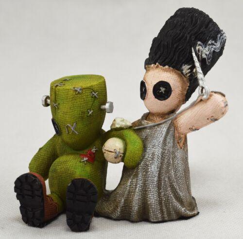 Superb RARE Collectable Pinheadz Ornament//Figure//Figurine /'Mad Stitch Love/' NEW