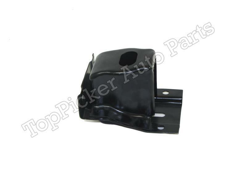For 1996-2016 Savana Van Rear Step Bumper Black BAR Inner Brace Screws Kit 4Pc
