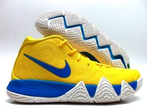 brand new 3c2c6 ba7b8 Details about NIKE KYRIE 4 KIX CEREAL PACK AMARILLO/MULTI-COLOR SIZE MEN'S  13 [BV0425-700]