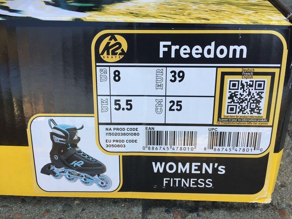 Inliners, K2 Freedom women, str. 39