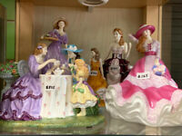 Royal Doulton Figurines (100s of pieces) Mississauga / Peel Region Toronto (GTA) Preview