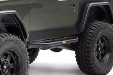 Smittybilt SRC Side Armor Protection & Steps 1987-2006 Jeep Wrangler YJ TJ 76631