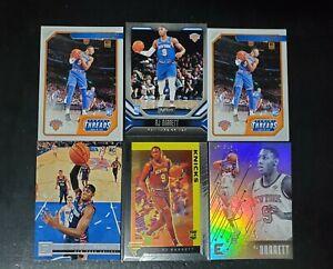 Rj Barrett 6X Rookie LOT 2019 Panini Chronicles Basketball Knicks NBA