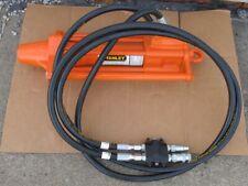 Stanley Gd50 Hydraulic Ground Rod Driver 12 Amp 58 Rod