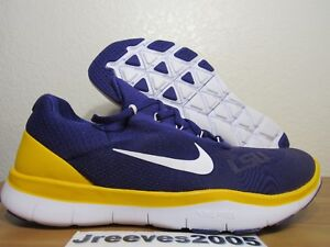 500 Sz Authentic Lsu 884776882530 Sg Free Nike Purple 9 V7 898049 Trainer 100 Tiger WOYwB7
