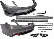 Mercedes Benz S-class W222 AMG Bodykit S63 bumpers, side skirts