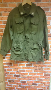 ITALIAN-ARMY-OLIVE-GREEN-JACKET-HIGHLY-FASHIONABLE-MILITARY-CHIC