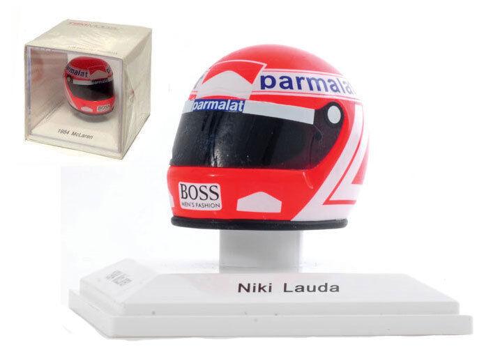 Truescale TSM12AC04 Niki Lauda 'McLaren' Helmet Replica 1984 - 1 8 Scale
