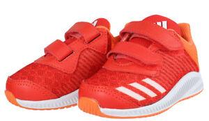 ADIDAS FORTARUN BEBÉ Zapatillas deportivas velcro rojas niño ®