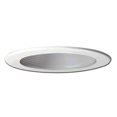 "FREE SHIP Cooper Lighting 12114807 All Pro 4/"" Halo Baffle High Gloss White Trim"