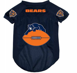 NEW-CHICAGO-BEARS-PET-DOG-FOOTBALL-JERSEY-THROWBACK-RETRO-ALL-SIZES