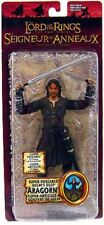 Lord of The Rings Super Poseable Helms Deep Aragorn Action Figure
