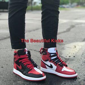 878b095c944d62 Nike Air Jordan 1 Retro High AJ 1 Homage to Home 861428-061 - Full ...