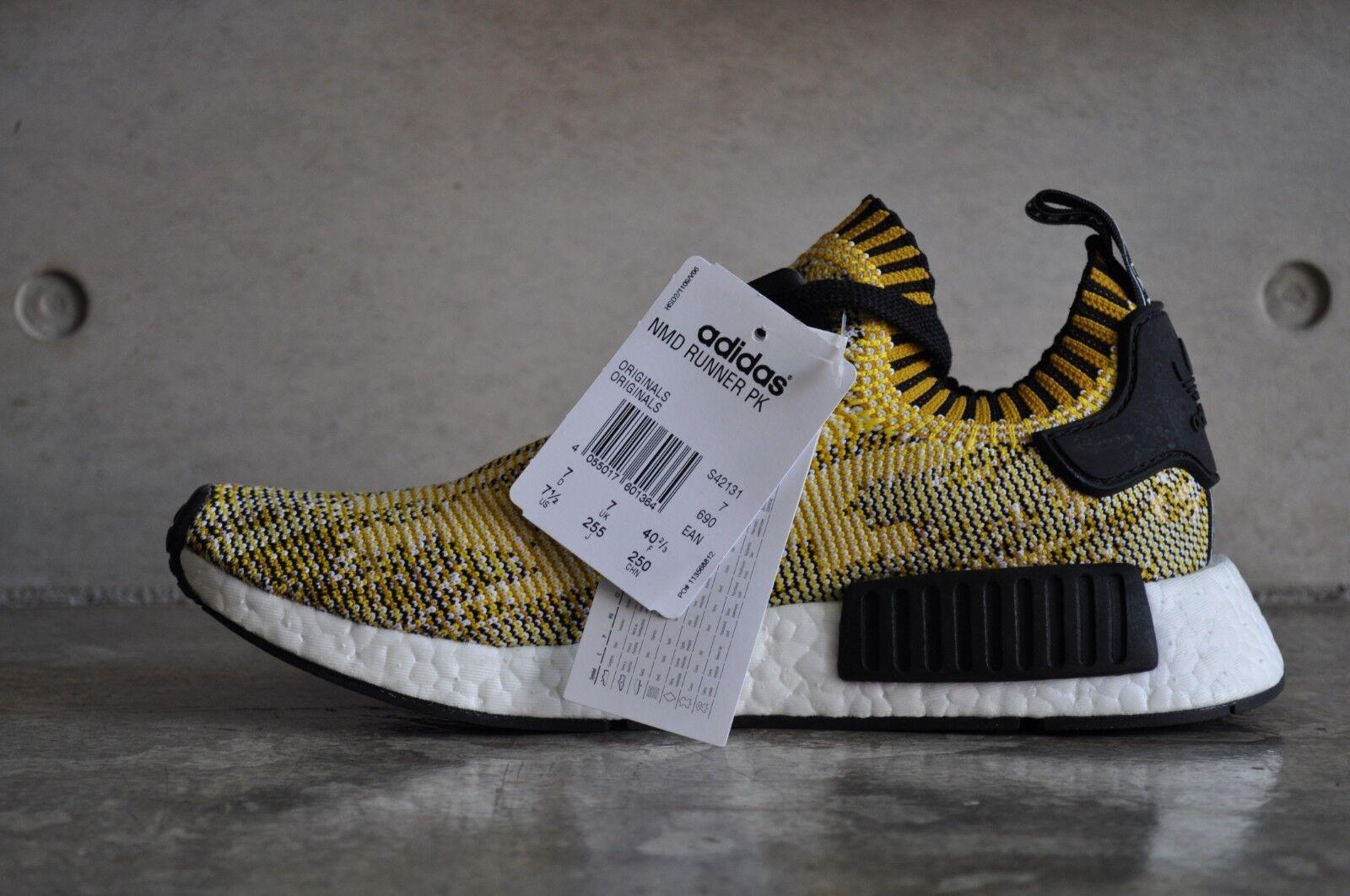 Adidas Originals NMD giallo