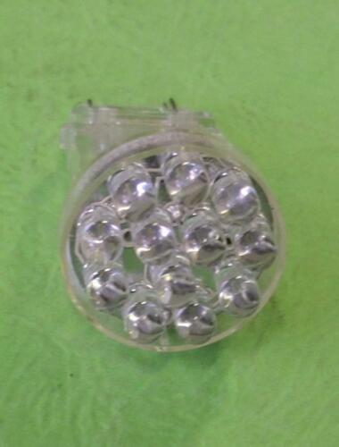3157 LED WEDGE DOUBLE CONTACT BASE S//T//T  12VDC