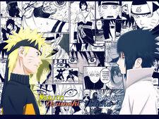 """Sasuke and Naruto Wallposter  20X30"""" inch (Gloss) Large - FAST SHIPPING -225"""