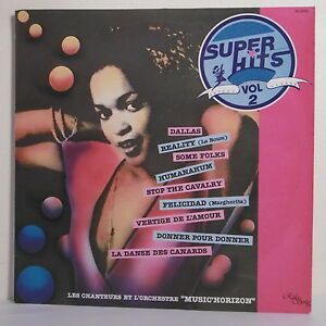 33-tours-MUSIC-HORIZON-Disque-Vinyl-LP-12-034-SUPER-HITS-Vol-2-RELAX-SONG-33145