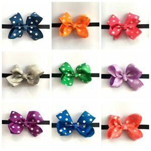à Condition De Puppy Dog Cat Ribbon Dot Bowties&bow Ties Adjustable Pet Collar Dogs Supplies
