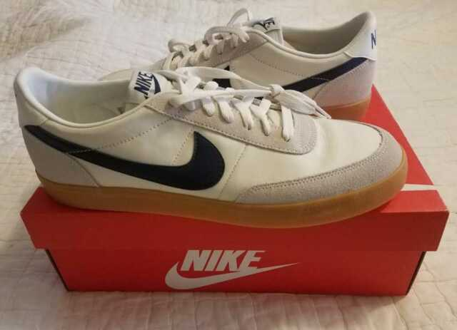 Además musical Desobediencia  Nike Killshot 2 RARE Limited Release Men J Crew 8m for sale | eBay