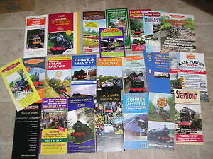 Assorted Railway memrobilia flyers 20072008 amp to present day - <span itemprop='availableAtOrFrom'>Washington, Tyne and Wear, United Kingdom</span> - Assorted Railway memrobilia flyers 20072008 amp to present day - Washington, Tyne and Wear, United Kingdom