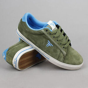 Fallen-Shoes-Bomber-Surplus-Green-Dust-USA-SIZE-Skateboard-Sneakers