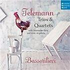 Telemann: Trios & Quartets with Transverse Flute and Viola da Gamba (2015)