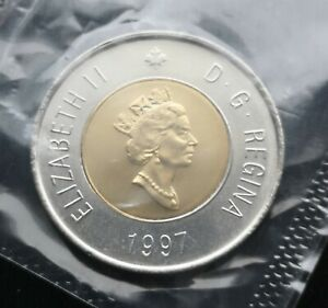 CANADA-TOONIE-1997-PROOF-LIKE-SEALED-COIN