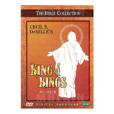 The King of Kings -The Bible Collection (1997) DVD -Cecil B. DeMille (*New *All)
