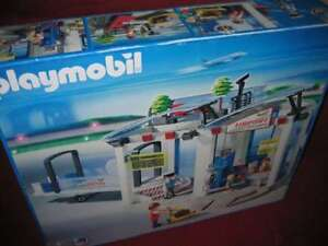 Nouvel Ovp Playmobil® 4311 Airport