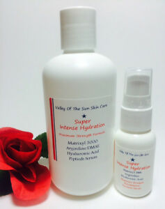 Matrixyl-3000-Argireline-DMAE-Hyaluronic-Acid-Serum-10-oz-Salon-Size-BEST-PRICE