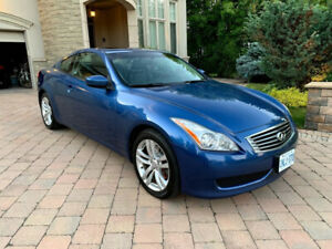 2010 Infiniti G37x Coupe - Clean Carfax