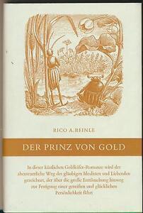 Rico A. Reinle: Der Prinz von Gold (Goldkäfer-Roman 1959) - Bürstadt, Deutschland - Rico A. Reinle: Der Prinz von Gold (Goldkäfer-Roman 1959) - Bürstadt, Deutschland