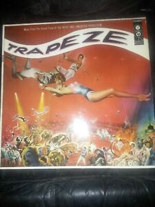 TRAPEZE-LP-Music-from-the-Hecht-amp-Lancaster-Production-Columbia-6-Eye-CL-870