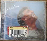 Andrea By Andrea Bocelli (cd, Nov-2004, Philips)