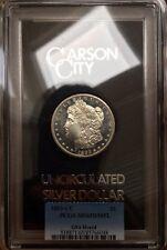 1883-CC $1 GSA Hoard Morgan Silver Dollar