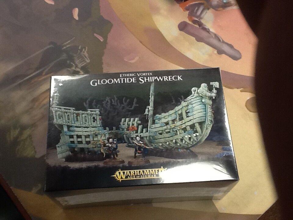 AOS Warhammer Idoneth Deepkin Etheric Vortex Gloomtide Shipwrech Sealed