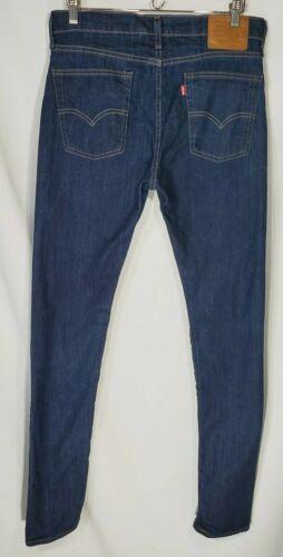 Levis Premium Mens 510 Big E Skinny Jeans 33 X 32
