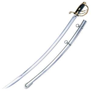 Cold Steel 88Ns 1830 Napoleon Saber Sword 33.25 In Blade