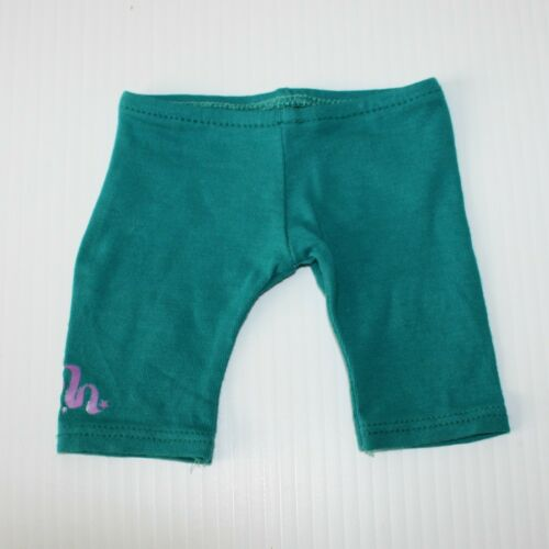 American Girl Of The Year 2012 Mckenna Brooks Meet Outfit Teal Leggings Only