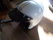 Vintage Buco International Motorcycle helmet Bobber Chopper Café AMA Racer Bell