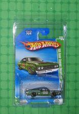 2010 Hot Wheels Regular Treasure Hunt #54 -  '69 Ford Torino Talladega