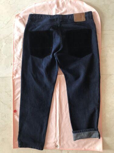 velluto Denim Tasche in Jeans Marni Edition XqnUw7