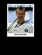 Rafael van der Vaart Hamburger SV Sammelbild 2005-06 Original Signiert+ A 153467